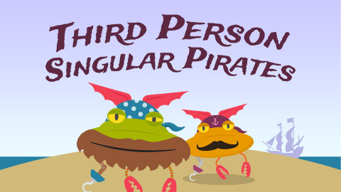 Third Person Singular Pirates
